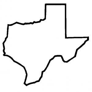 300x300 Texas Clipart