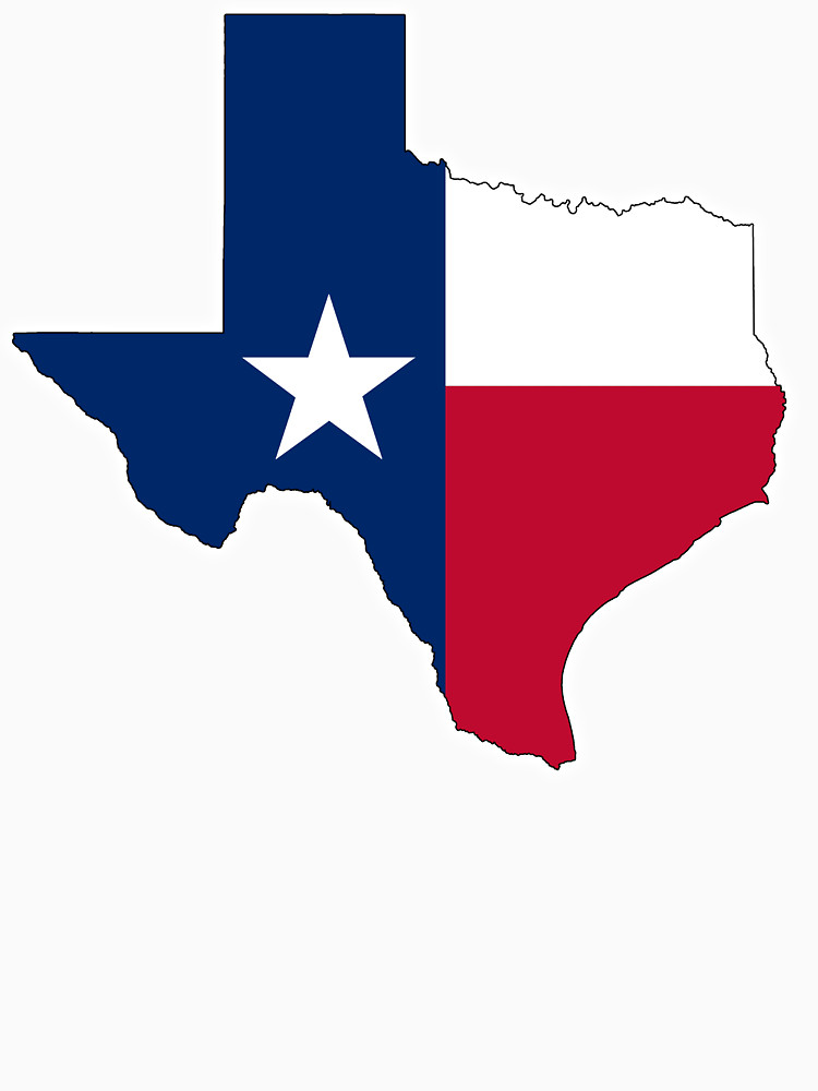 750x1000 Texas, Texas Flag, State Outline, America, American, Usa, Us Long