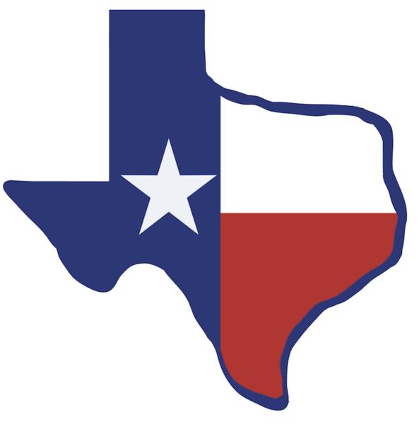 593x600 Texas Flag Long Sleeve Tee United Tees