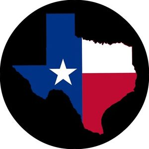300x300 Texas Flag Spare Tire Cover Jeep Rv Camper Vw Trailer Etc (All
