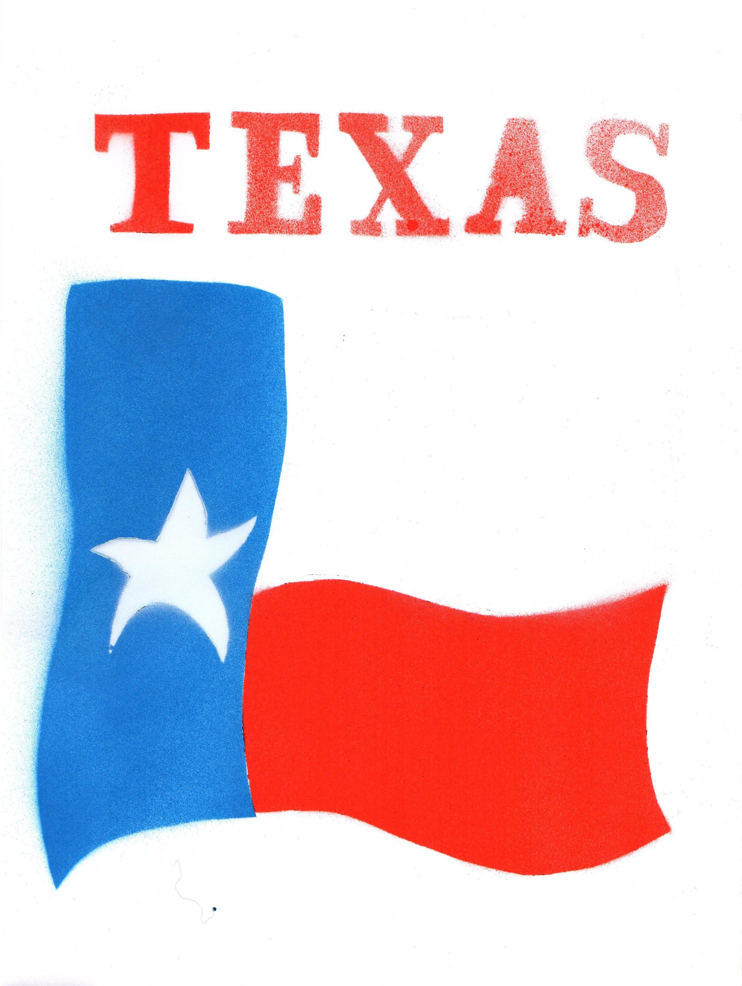 2481x3296 Texas Flag Stencil Diy ~ Stencils Texas Flags
