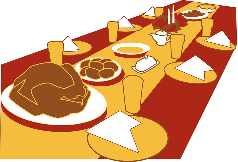 Images Of Thanksgiving Dinner