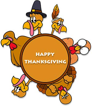 300x346 Free Thanksgiving Graphics