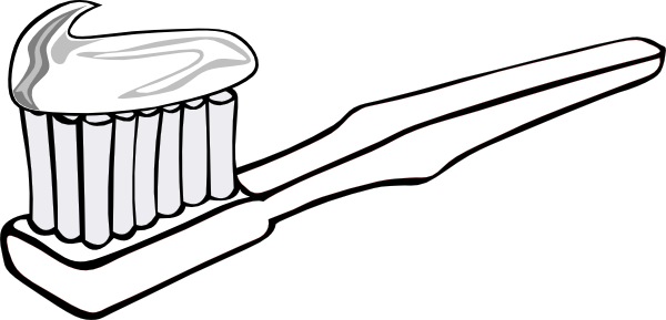 Toothbrush. Collection of clipart free
