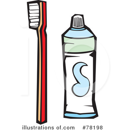400x420 Toothbrush Clipart