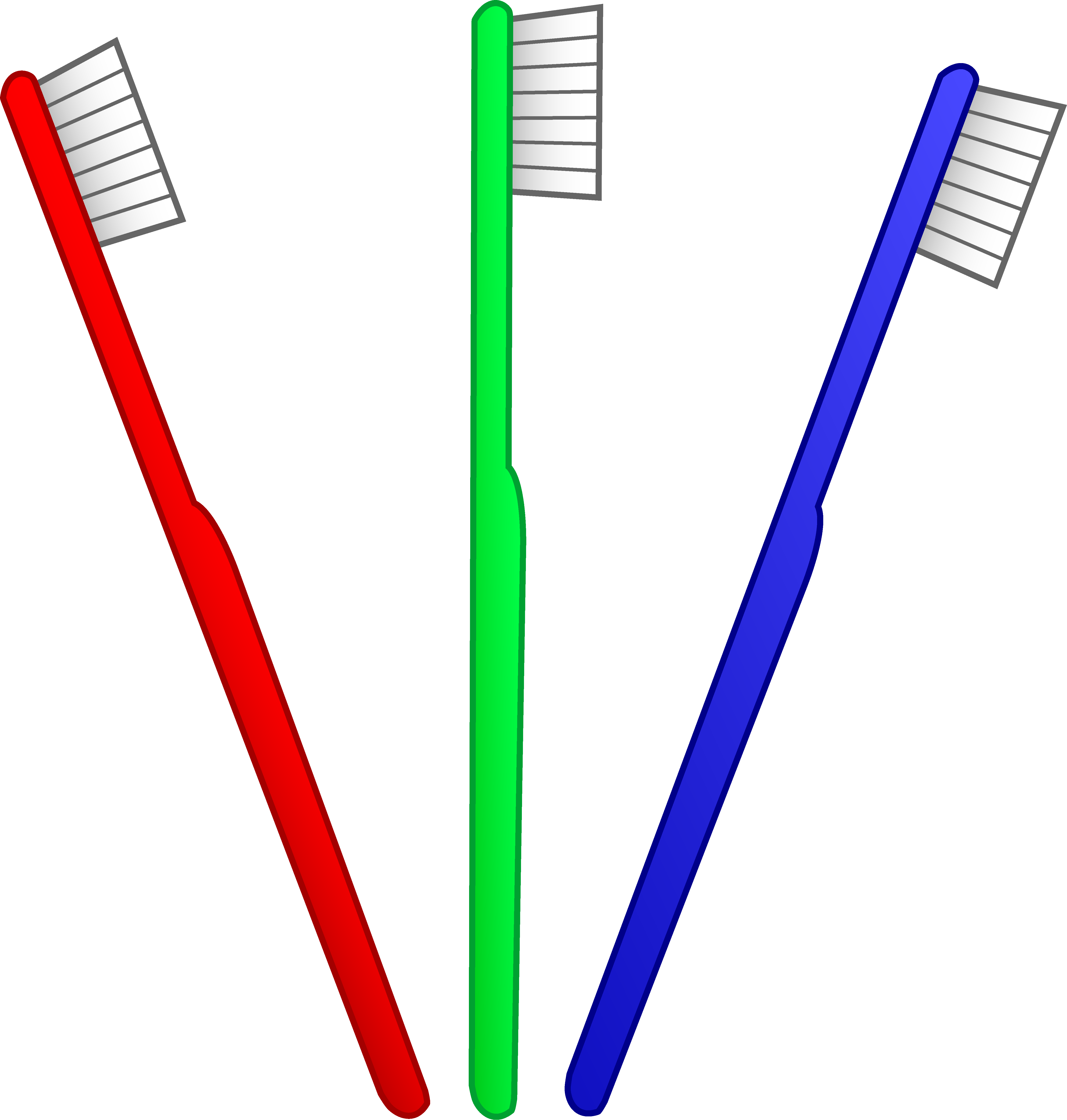 5038x5290 Best Toothbrush Clipart