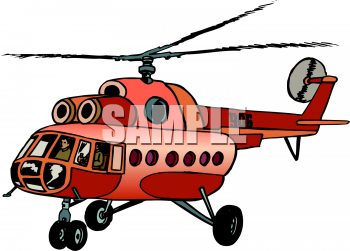 350x251 Clip Art Transportation Helicopter Clipart