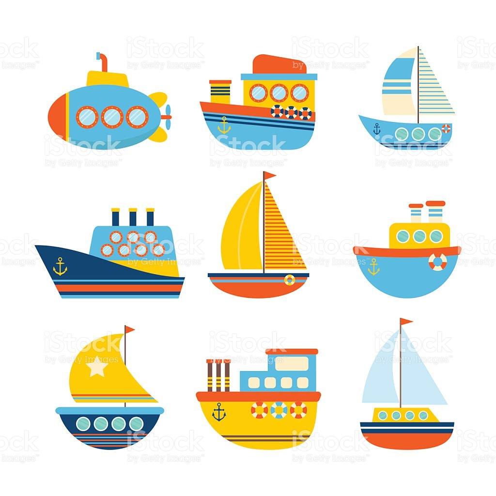 1024x1024 Ship Clipart Sea Transportation