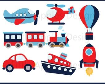 340x270 Transportation Clipart Free