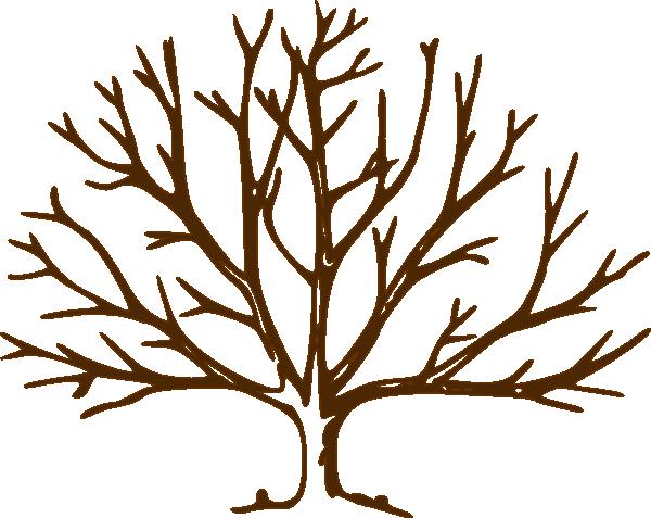 600x477 Clip Art Tree Branches