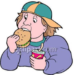 298x300 Hamburger Clipart Unhealthy Food