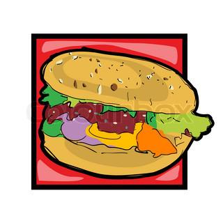 320x320 Classic Clip Art Graphic Icon With Donuts Stock Vector Colourbox