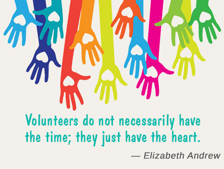 450x339 30 Quotes About Volunteerism That Show The Power Of Kindness