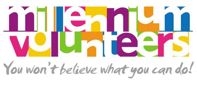 655x284 Millennium Volunteers