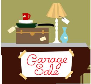 300x279 Garage Sale Tips