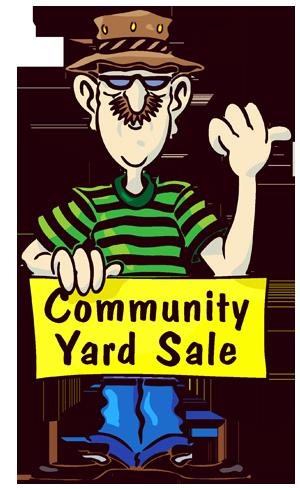 300x490 Huntingburg Yard Sale This Weekend