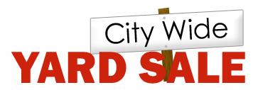 363x127 Ludlow City Wide Yard Sale Gt City Of Ludlow