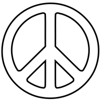 200x200 Download Peace Symbol Free Png Photo Images And Clipart Freepngimg
