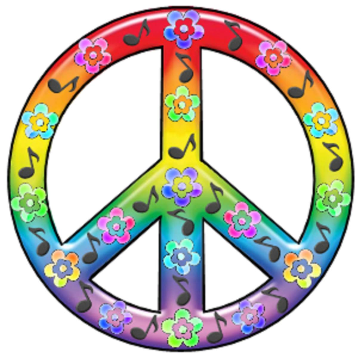 1200x1200 Peace In Our World