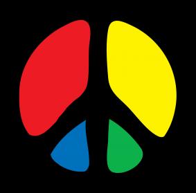 283x279 Peace Symbol Png Images Transparent Free Download