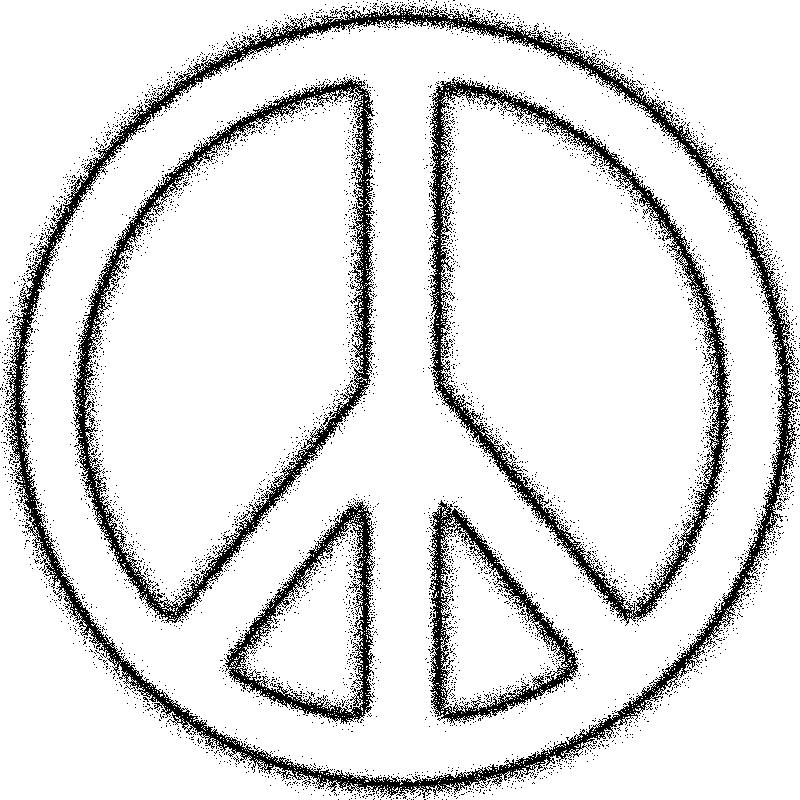 800x800 Peace Clip Art Image