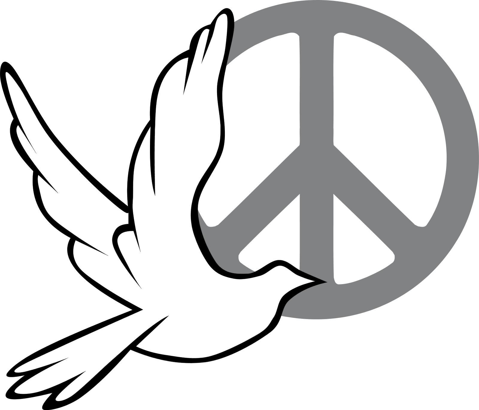 1600x1371 Peace Clipart Religious