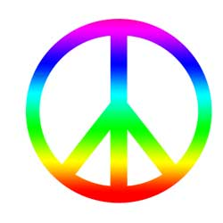 250x250 Peace Clipart Sighn