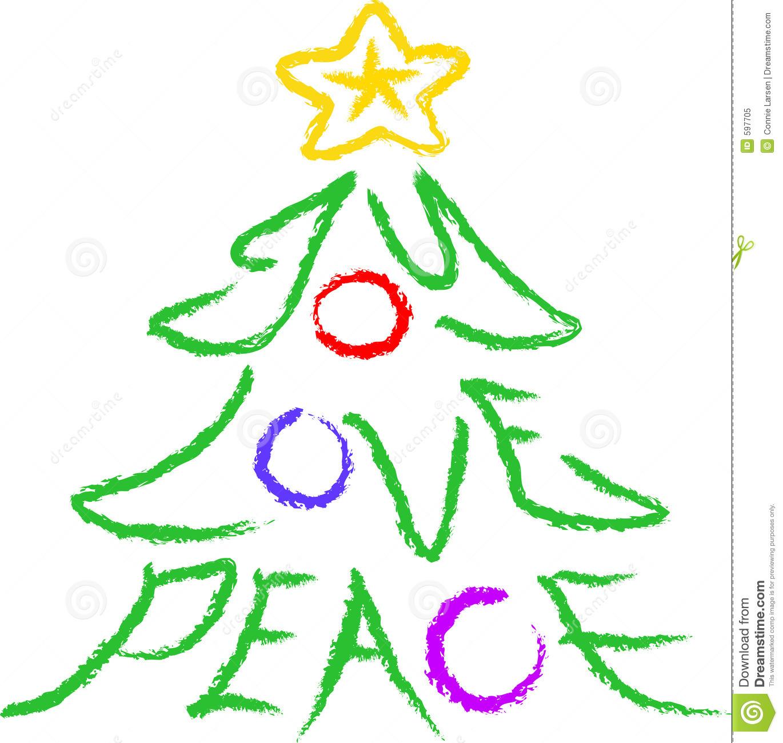 1370x1300 Christmas Scene Peace Clipart