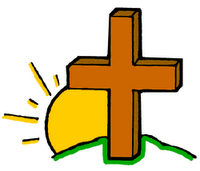 200x171 Christian Religious Easter Clip Art Clipart Clipartcow 3