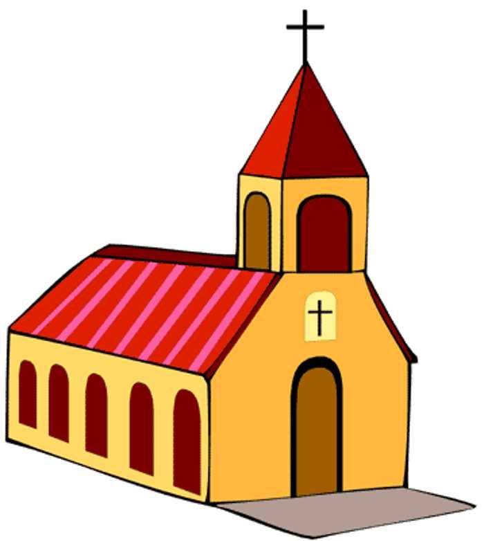 700x782 Church Religious Clipart