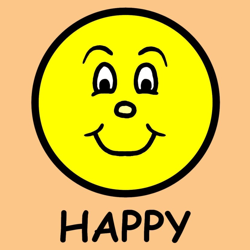 830x830 Feeling Clipart Happy Sad Face