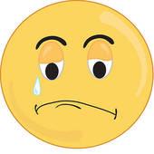 170x170 Sadness Clipart Sad Face