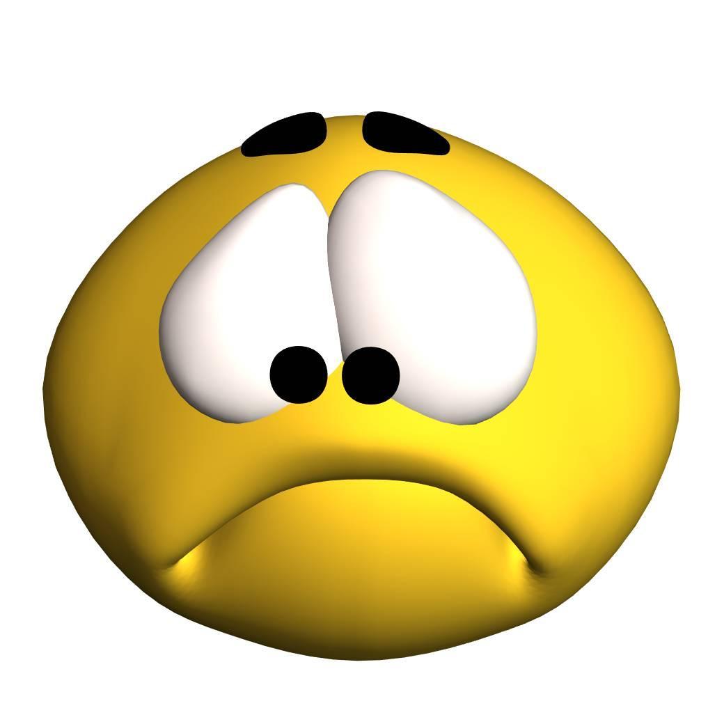 1040x1040 Top 10 Sad Face Vector Clip Art Image Cdr