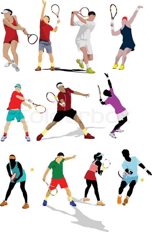 525x800 Tennis Images And Racquet Sports Pictures Stock Photos Colourbox