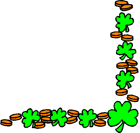 490x465 Free St Patricks Day Greetings Clipart