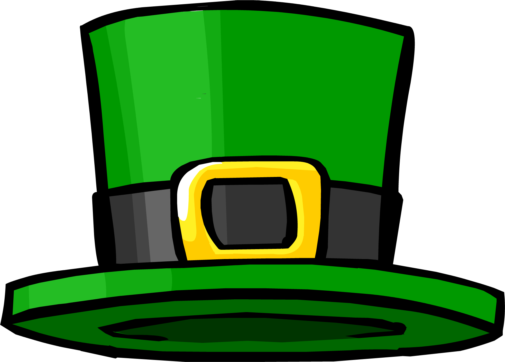 1740x1248 Gigantic St. Patrick's Hat Club Penguin Wiki Fandom Powered By