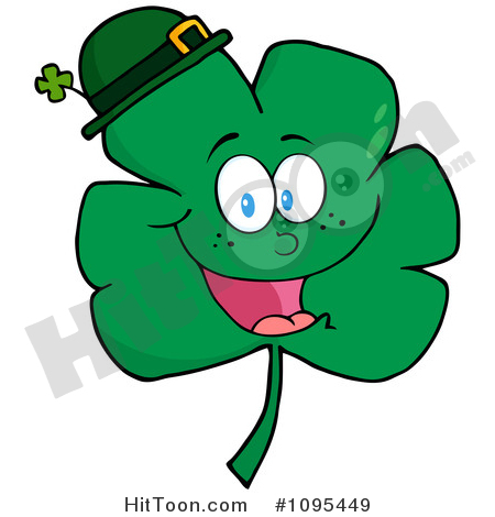 450x470 St Patricks Day Clipart