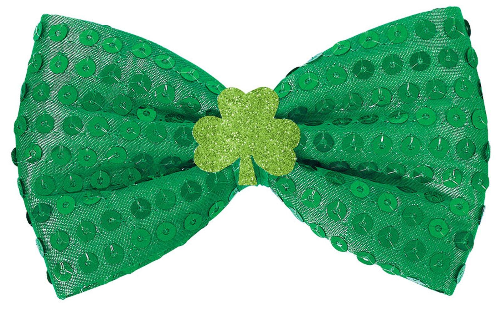 1600x994 St. Patrick's Day Adult Bowtie Choker