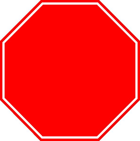 594x596 Stop Signs Clip Art Tumundografico 2