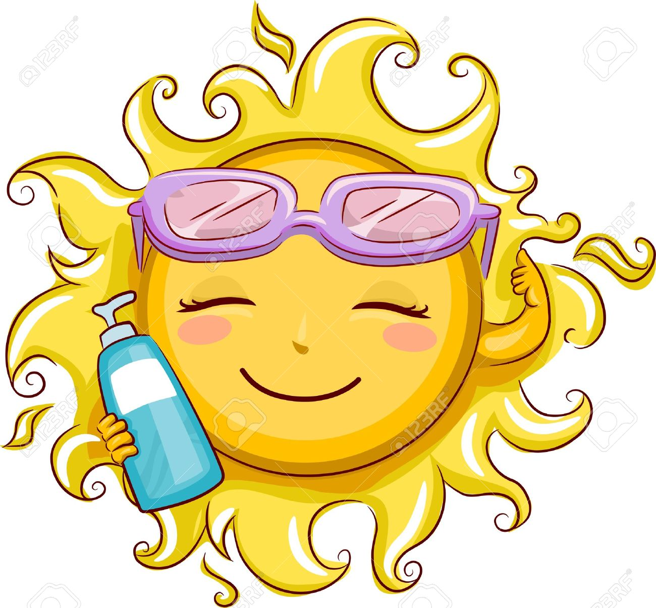 1300x1204 Sunscreen Clipart