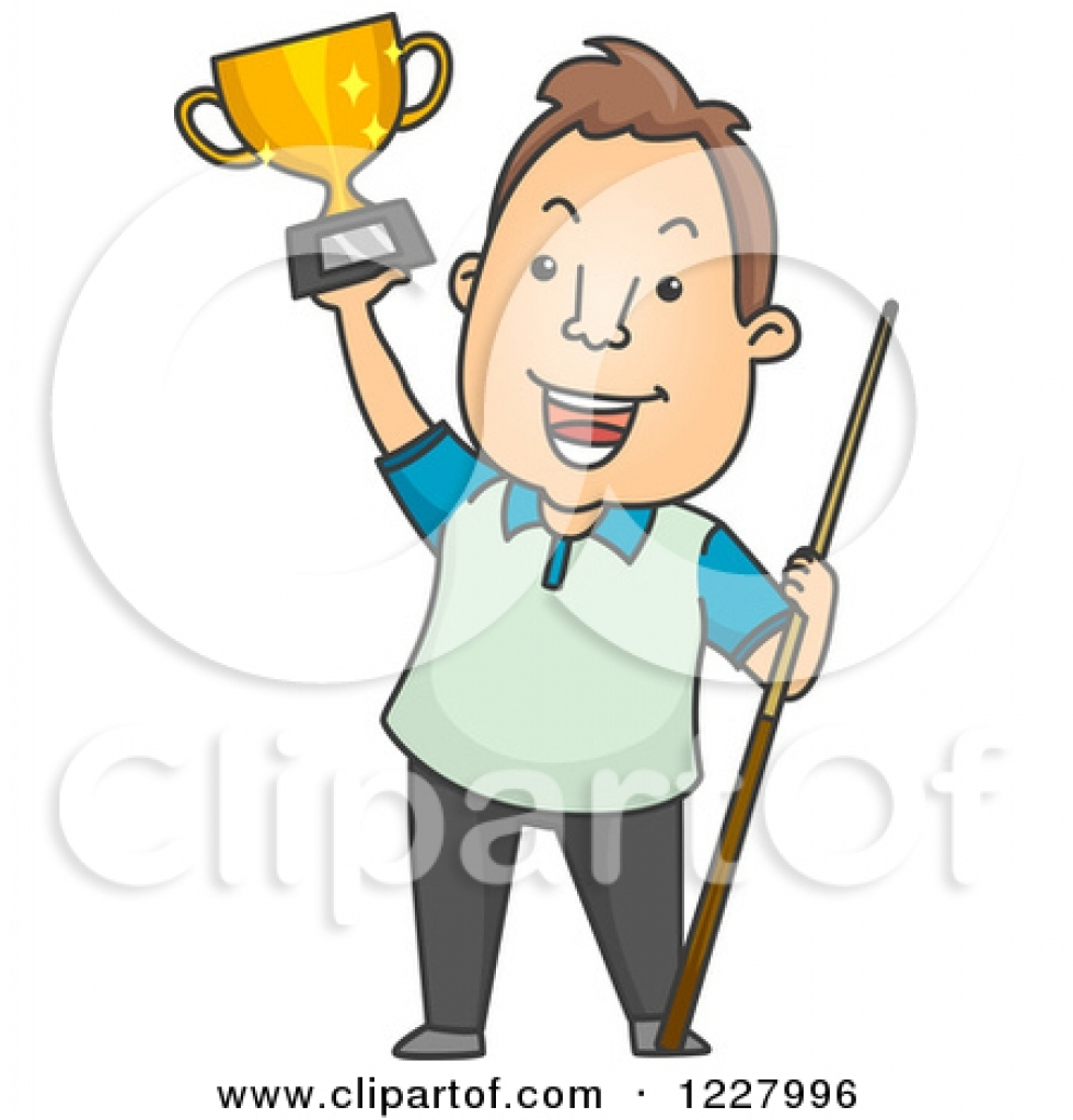 980x1024 Man Holding Trophy Clipart For Teachers Clipart Of Man Holding