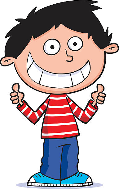 384x612 Child Clipart Thumbs Up
