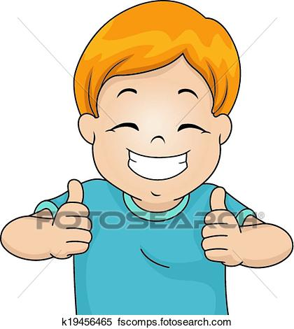 420x470 Clipart Of Two Thumbs Up K5371655