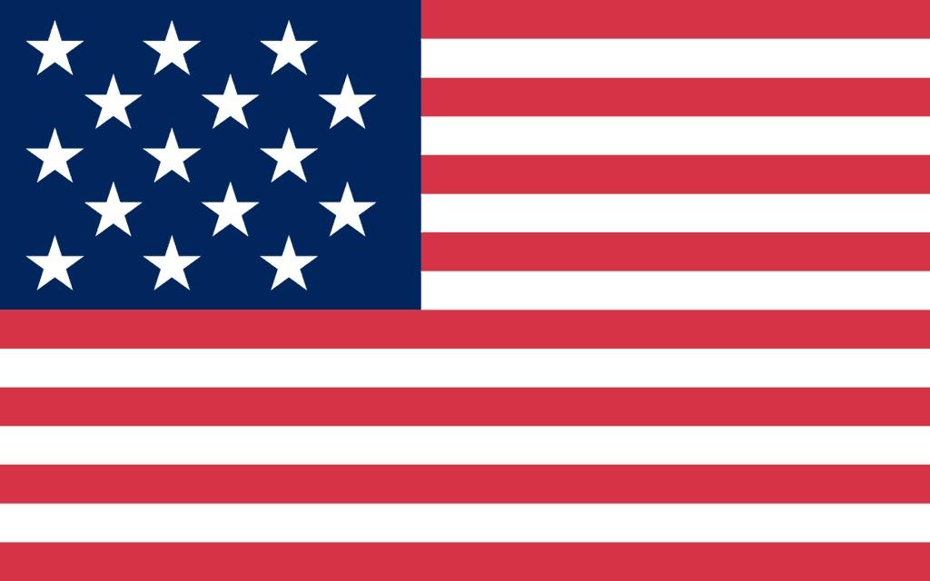 1024x640 American Revolution Flags