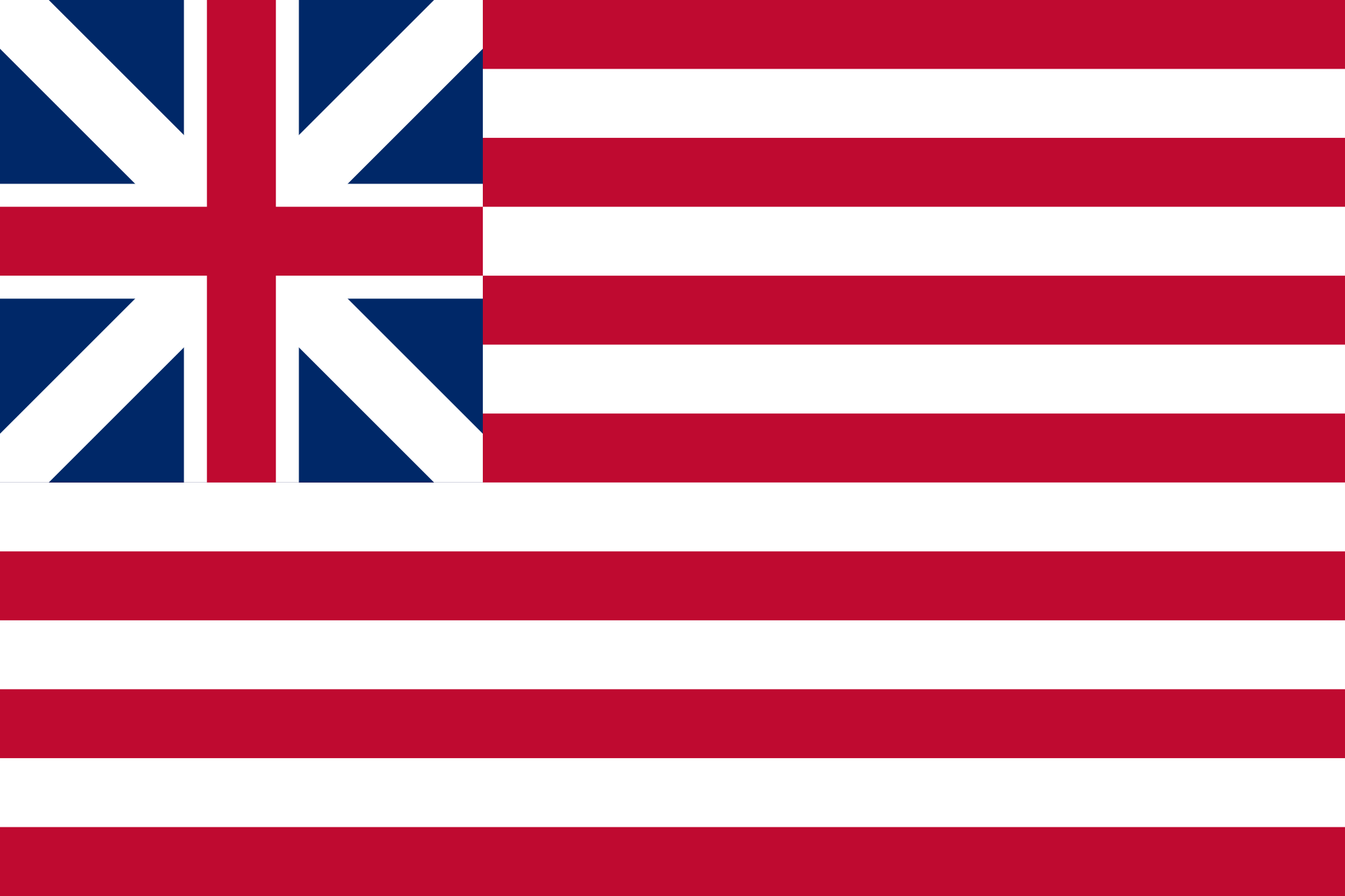 2000x1333 Grand Union Flag