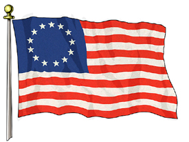 275x206 Historical Flags Of The United States
