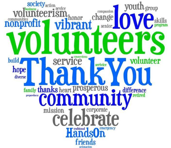 705x607 April Is National Volunteer Month!