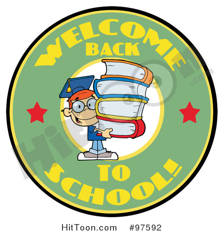 450x470 Welcome Back To School Clipart