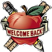 170x170 Welcome Back Teachers Clipart, Free Welcome Back Teachers Clipart