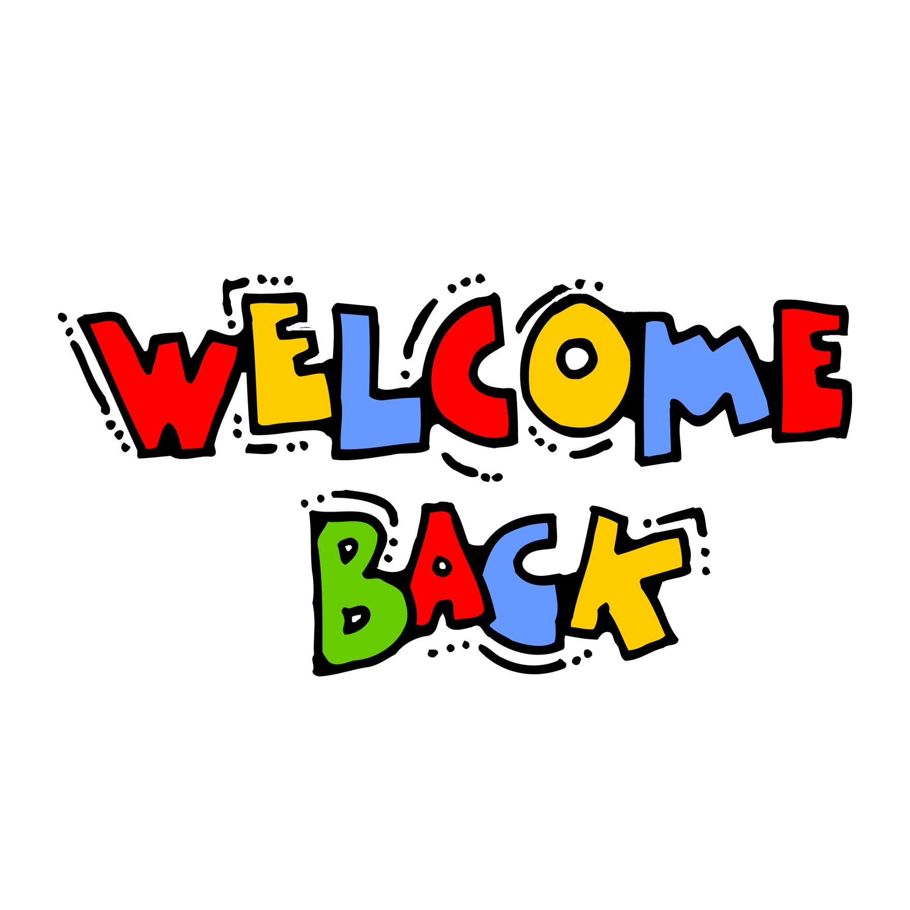 1792x1792 Amonday Clipart Welcome Back